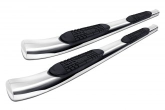 "Raptor Series® 1604-0260 - 5"" OE Style Polished Oval Step Bars"