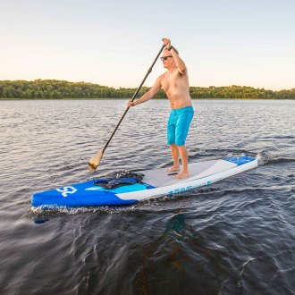 "RAVE Sports® - Nomad 11' 6"" Inflatable Stand Up Paddle Board"