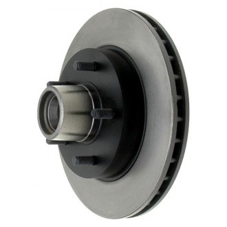 Raybestos® - Advanced Technology™ Vented 1-Piece Front Brake Rotor and Hub Assembly