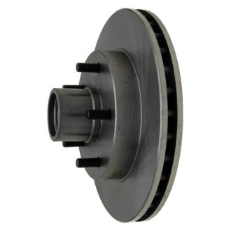 Raybestos® - Professional Grade™ Front Brake Rotor and Hub Assembly