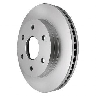 Raybestos® - RPT Rust Prevention Technology™ Vented 1-Piece Brake Rotor
