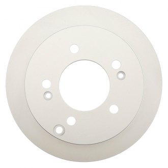 Raybestos® - RPT Rust Prevention Technology™ Solid 1-Piece Rear Brake Rotor