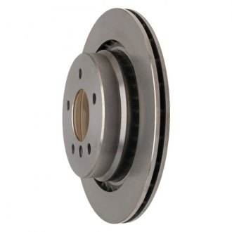 Raybestos® - Advanced Technology™ Vented 1-Piece Rear Driver Side Brake Rotor