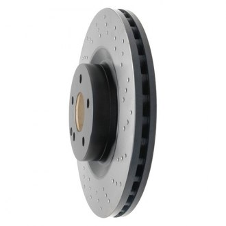 Raybestos® - Advanced Technology™ Solid 1-Piece Front Brake Rotor