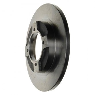 Raybestos® - Professional Grade™ Solid Front Brake Rotor