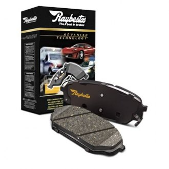 Raybestos® - Advanced Technology™ Ceramic Front Brake Pads