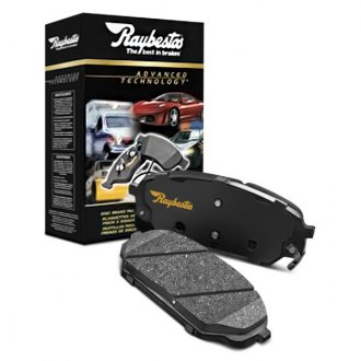 Raybestos® - Advanced Technology™ Semi-Metallic Front Brake Pads