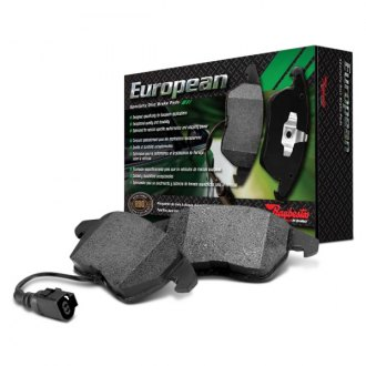 Raybestos® - European Specialty™ Hybrid Technology Rear Disc Brake Pads
