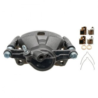 Raybestos® - Professional Grade™ Semi-Loaded Remanufactured Front Driver Side Brake Caliper