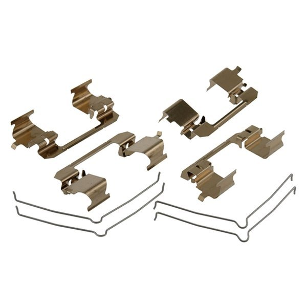 Disc Brake Hardware Kit-R-Line Front Raybestos H15976A