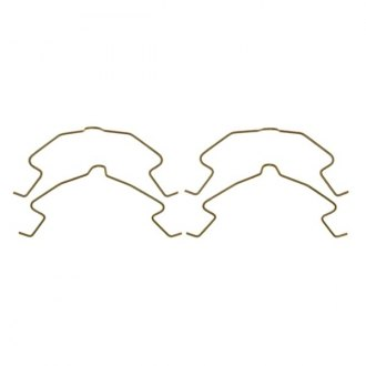 Raybestos® - Professional Grade™ Disc Brake Pad Drag Reduction Clip Set