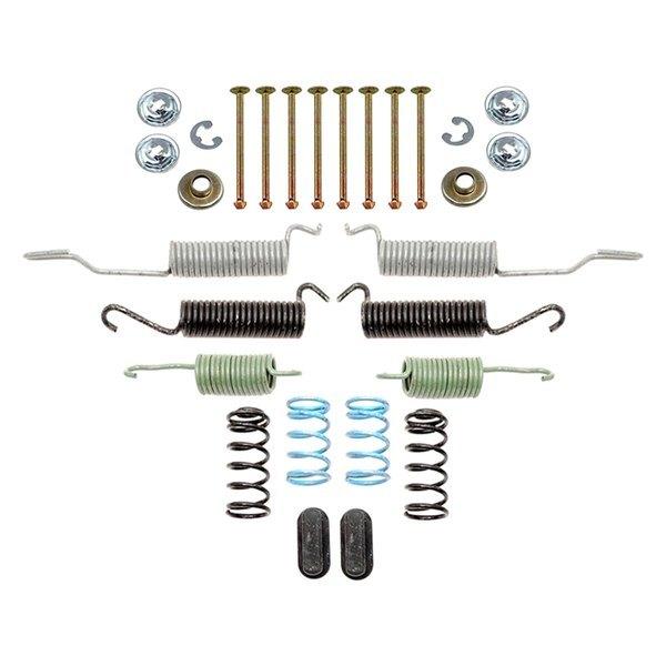 Drum Brake Hardware Kit-R-Line Rear Raybestos H7018