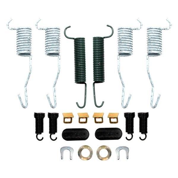 Complete Rear Brake Drum Hardware Kit for Dodge Dart 1963-1968 ALL