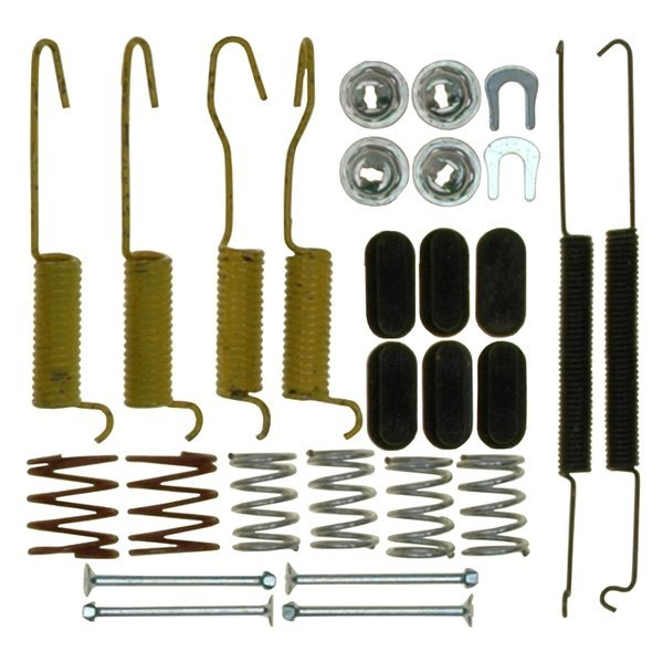 Drum Brake Hardware Kit-R-Line Rear Raybestos H7371 fits 2002 Jeep Liberty