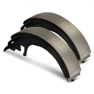 Raybestos® - PG Plus Professional Grade™ Organic Rear Drum Brake Shoes