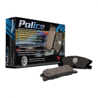 Raybestos® - Police Specialty™ Semi-Metallic Brake Pads