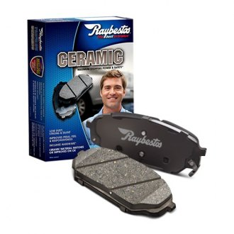 Raybestos® - Professional Grade™ Ceramic Rear Brake Pads