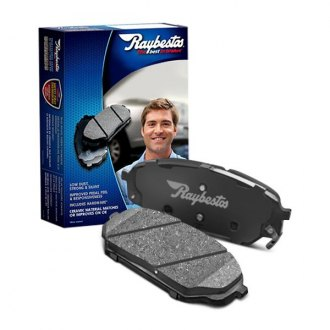 Raybestos® - Professional Grade™ Organic Front Disc Brake Pads