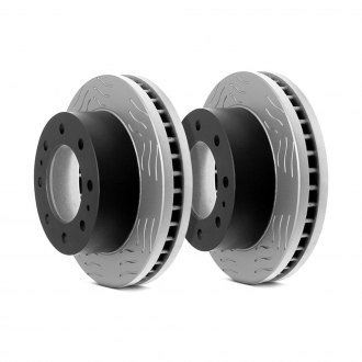 Raybestos® - R-300™ Performance Slotted Vented 1-Piece Brake Rotor