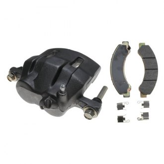 Raybestos® - Professional Grade™ Loaded Remanufactured Front Driver Side Brake Caliper