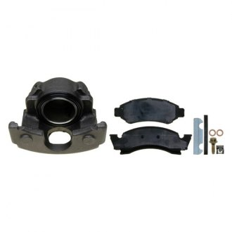 Raybestos® - Professional Grade™ Loaded Remanufactured Front Passenger Side Brake Caliper