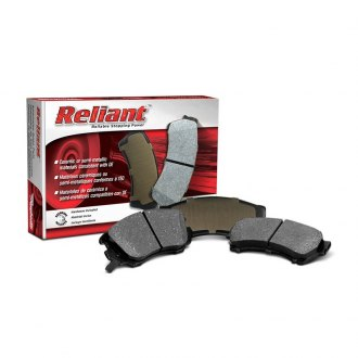 Raybestos® - Reliant™ Semi-Metallic Front Brake Pads