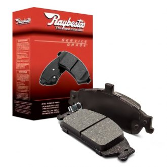 Raybestos® - Service Grade™ Ceramic Front Brake Pads