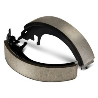 Raybestos® - Service Grade™ Organic Rear Drum Brake Shoes