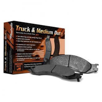 Raybestos® - Medium Duty Specialty™ Semi-Metallic Front Disc Brake Pads