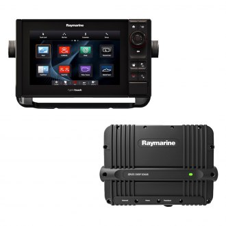 "Raymarine® - eS Series 9"" MFD Pack with CP470 CHIRP Sounder"