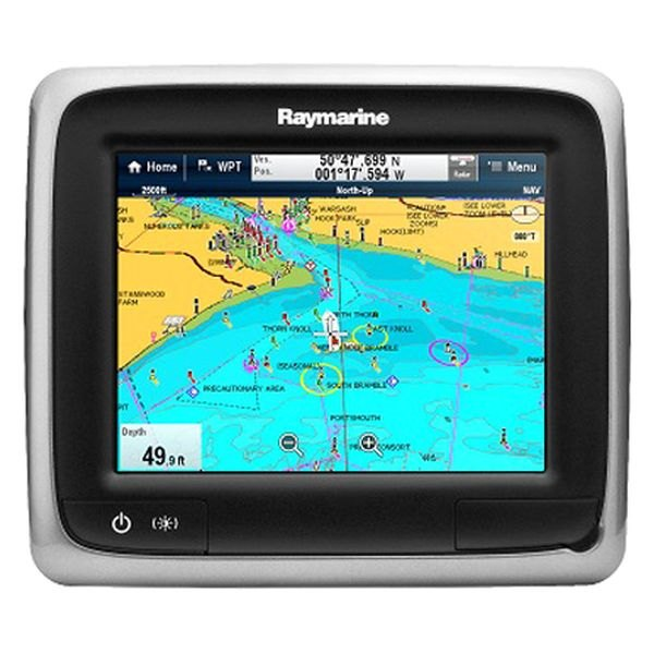 Raymarine E70162US aSeries a65 57 Multifunction Display with C