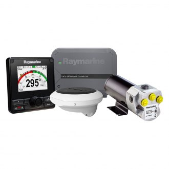Raymarine® - Evolution EV-150 Hydraulic Autopilot System with Type 1 Pump