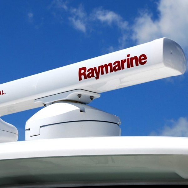 Raymarine® — HD-color & Super HD Open Array Scanners