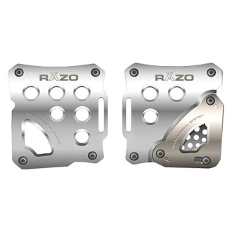 Razo® - Competition Sport Series Brake and Clutch Pedal Covers