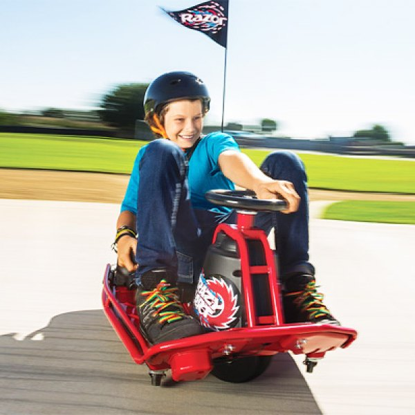 RAZOR® - Crazy Cart Go-Cart