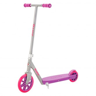 Razor® - Berry Lux Style Pink/Purple Kick Scooter