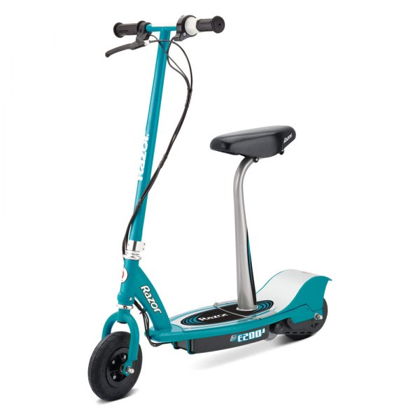 Razor 174 13112745 E200s Teal Electric Scooter With
