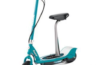 Razor® 13112745 - E200S Electric Scooter with Detachable Seat (Teal)
