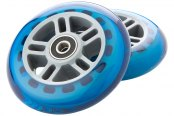 Razor® - Kick Scooter Wheels with Bearings, Blue