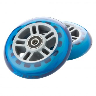 Razor® - A Kick Scooter Wheels with Bearings - Blue