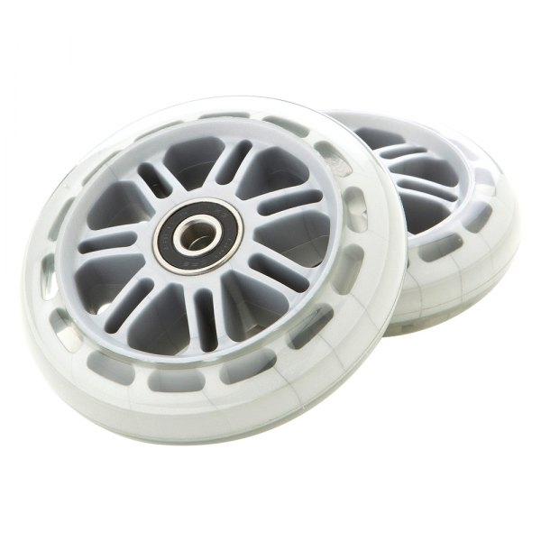 Razor® - Kick Scooter Wheels with Bearings, Clear