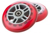 Razor® - Kick Scooter Wheels with Bearings, Red