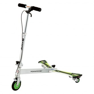 Razor® - PowerWing DLX™ Caster Scooter