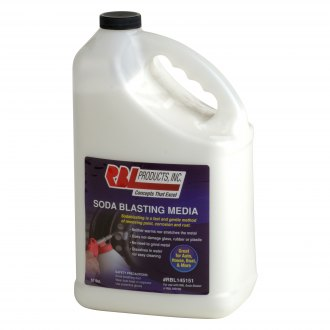 RBL® - Soda Blasting Media Bottle