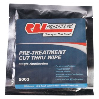 RBL® - Pre-Treatment Cut Thru Wipes
