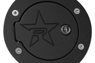 RBP® - RX2 Black Non-Locking Fuel Door