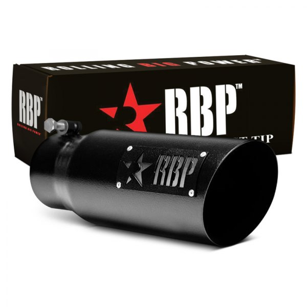 RBP® - Black Exhaust Tip