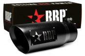 RBP® - SS Heat Treated Black Coating Tip with Logo