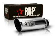 RBP� - SS Turbo Tip with Logo