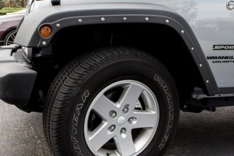 RBP® - 4-Pc Body Armor Fender Flares